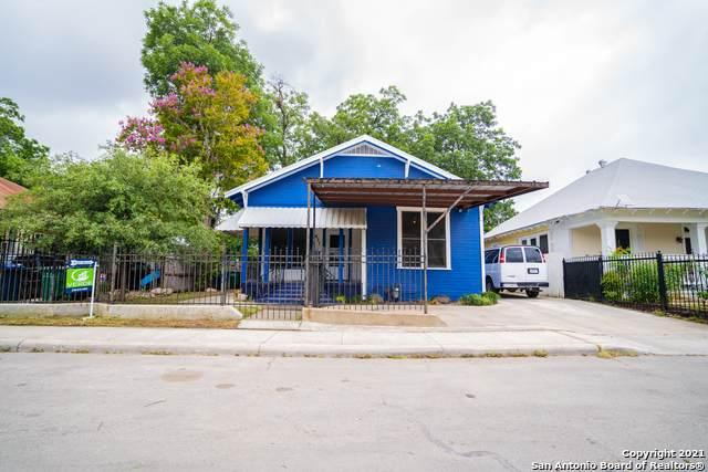 1431 Montana St, San Antonio, TX 78203 (MLS #1540501) :: The Castillo Group