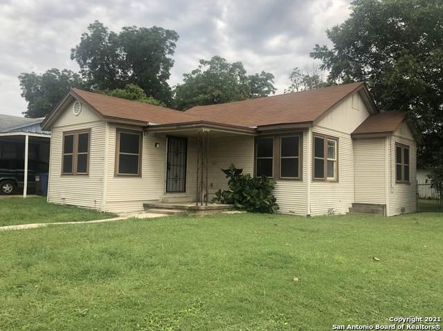 203 Hoover Ave, San Antonio, TX 78225 (MLS #1540503) :: ForSaleSanAntonioHomes.com
