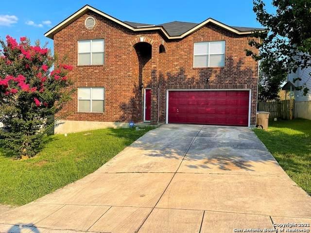 7114 Elusive Pass, San Antonio, TX 78233 (MLS #1540515) :: The Castillo Group