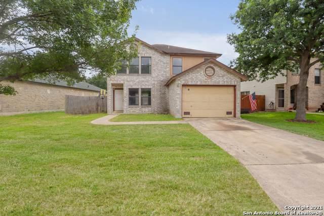 5711 Deertail Creek, San Antonio, TX 78251 (MLS #1540552) :: Beth Ann Falcon Real Estate