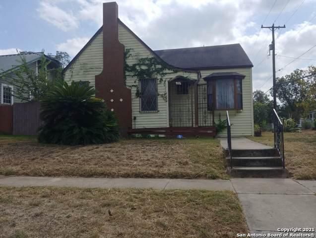 202 Rockwood Ct, San Antonio, TX 78210 (MLS #1540555) :: Exquisite Properties, LLC
