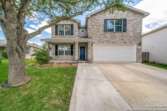 8827 Hetherington Dr, San Antonio, TX 78240 (#1540556) :: Zina & Co. Real Estate