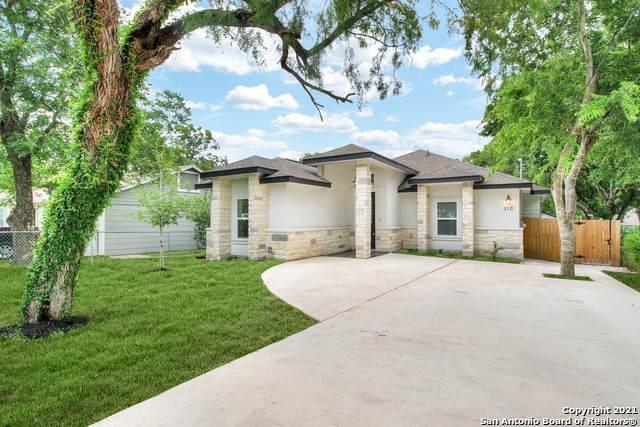 310 Colfax St, San Antonio, TX 78228 (MLS #1540577) :: 2Halls Property Team | Berkshire Hathaway HomeServices PenFed Realty