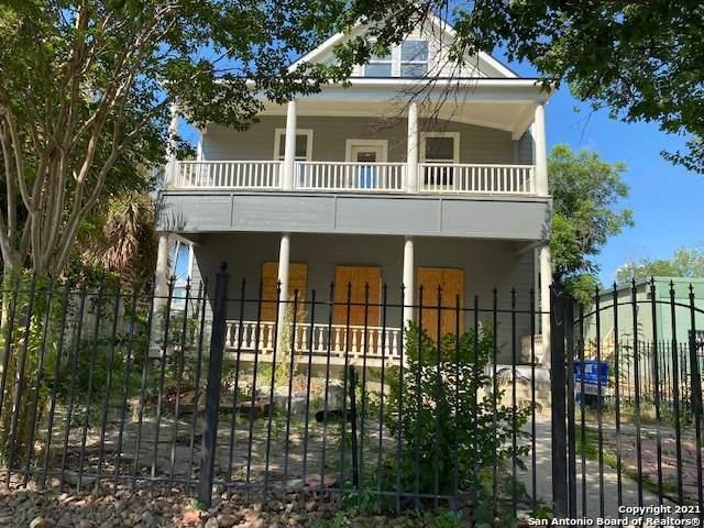 94 Lewis St, San Antonio, TX 78212 (MLS #1540578) :: Green Residential