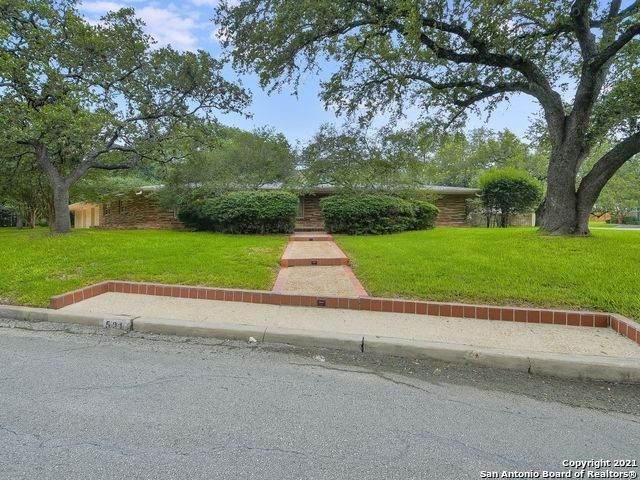 521 Canterbury Hill St, San Antonio, TX 78209 (MLS #1540584) :: EXP Realty