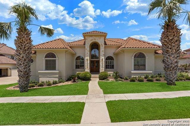 11 Fountain Dr, San Antonio, TX 78248 (MLS #1540623) :: The Mullen Group | RE/MAX Access