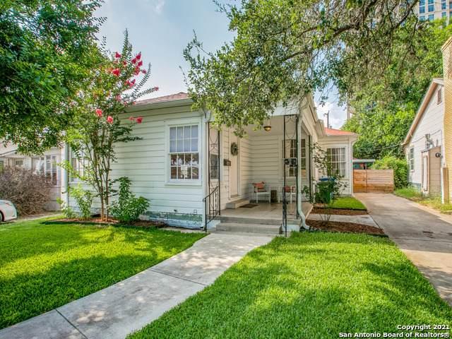 123 Allensworth St, San Antonio, TX 78209 (MLS #1540639) :: The Mullen Group | RE/MAX Access