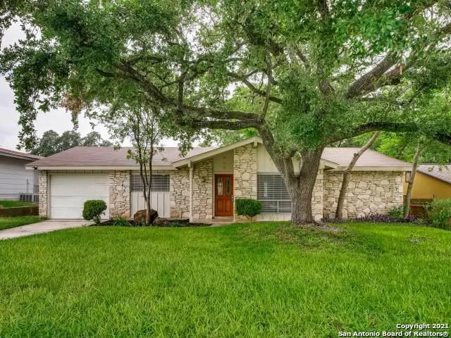 11210 Clifton Forge St, San Antonio, TX 78230 (MLS #1540646) :: Bexar Team