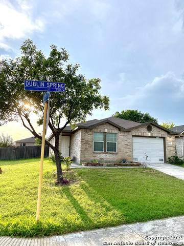 9103 Dublin Spring, San Antonio, TX 78254 (MLS #1540674) :: 2Halls Property Team | Berkshire Hathaway HomeServices PenFed Realty