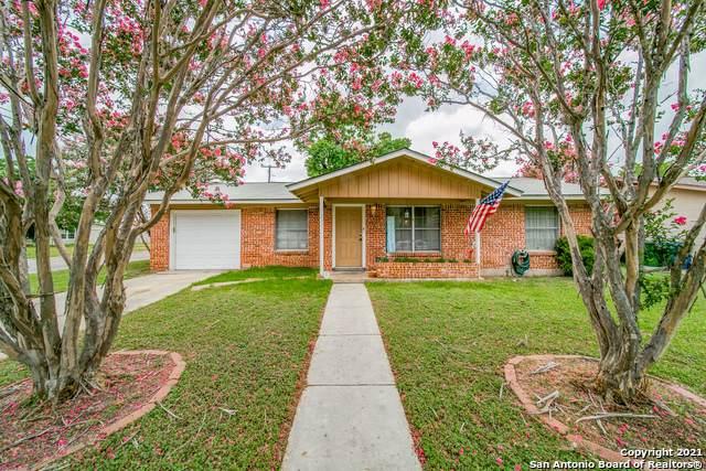 111 Eastley Dr, San Antonio, TX 78217 (MLS #1540694) :: Beth Ann Falcon Real Estate