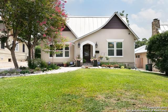 402 Elmhurst Ave, San Antonio, TX 78209 (MLS #1540762) :: The Mullen Group | RE/MAX Access
