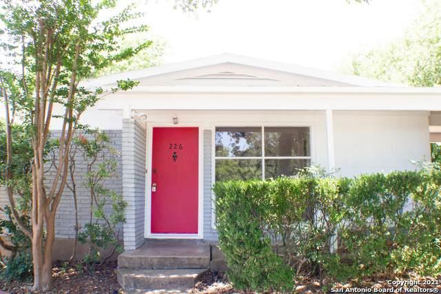 226 W Glenview Dr, San Antonio, TX 78228 (MLS #1540776) :: Bexar Team