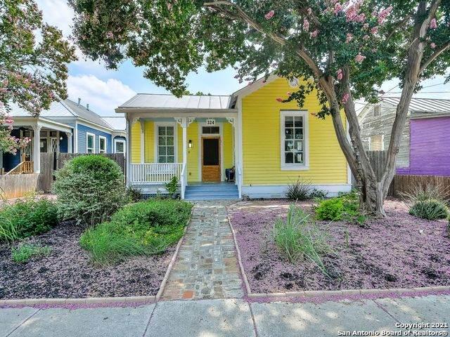 324 Leigh St, San Antonio, TX 78210 (MLS #1540789) :: Exquisite Properties, LLC