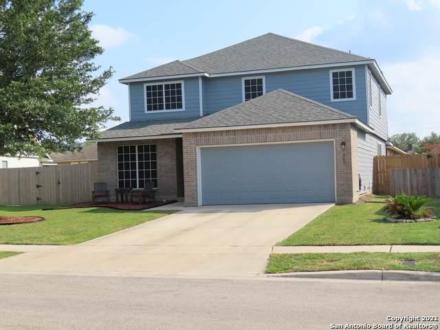 323 Big Hawk, New Braunfels, TX 78130 (MLS #1540790) :: The Lopez Group