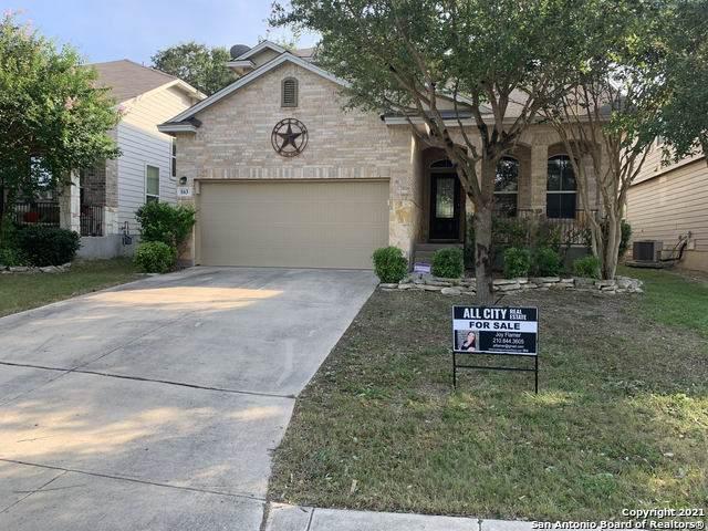 163 Summer Tanager, San Antonio, TX 78253 (MLS #1540808) :: Green Residential