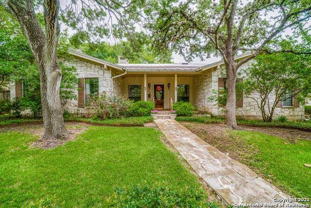 113 Nadine Rd, Terrell Hills, TX 78209 (MLS #1540871) :: EXP Realty