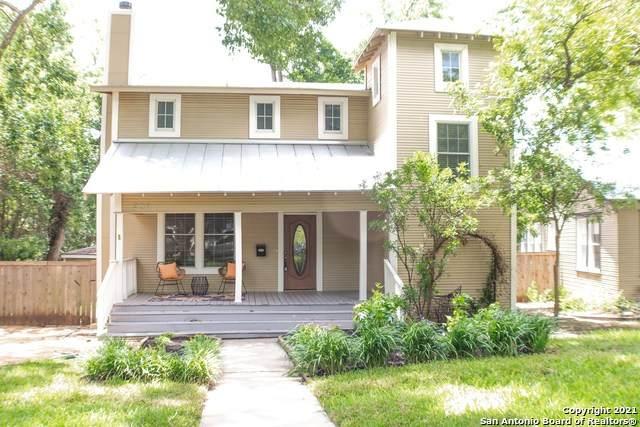 206 Circle St, Alamo Heights, TX 78209 (MLS #1540884) :: EXP Realty