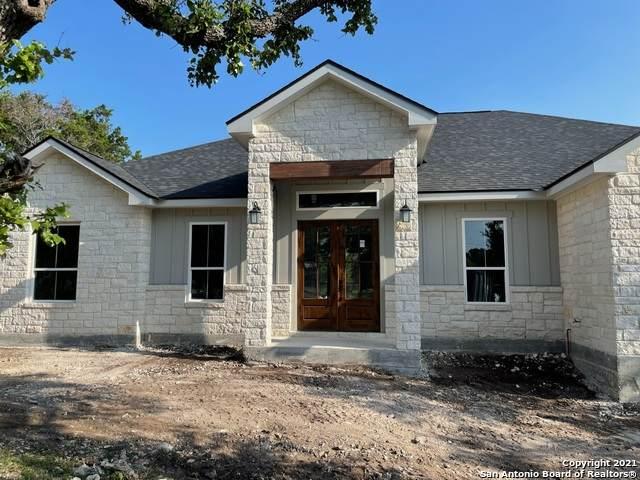 5370 Honeysuckle Branch, Bulverde, TX 78260 (MLS #1540925) :: Bexar Team