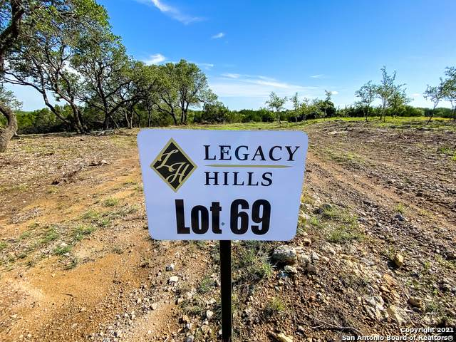 LOT 69 Legacy Hills, Johnson City, TX 78636 (MLS #1540928) :: The Mullen Group | RE/MAX Access