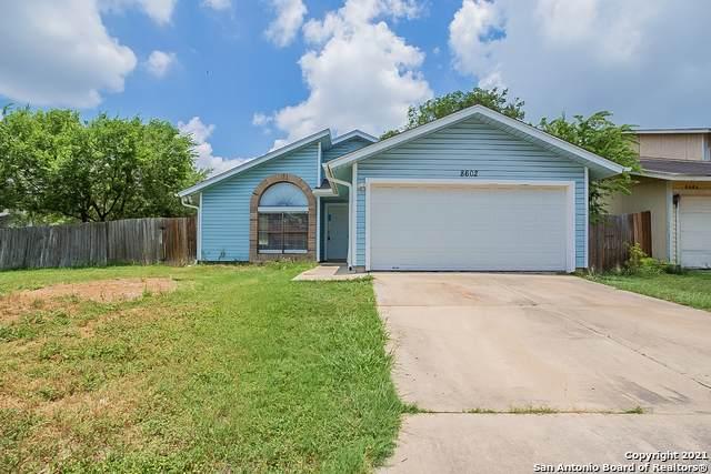 8602 Shallow Ridge Dr, San Antonio, TX 78239 (#1540989) :: Zina & Co. Real Estate