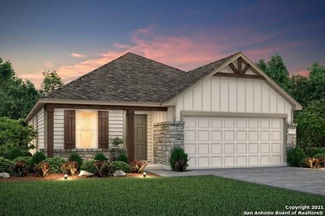 11943 Longfellow Ranch, San Antonio, TX 78254 (MLS #1540993) :: EXP Realty