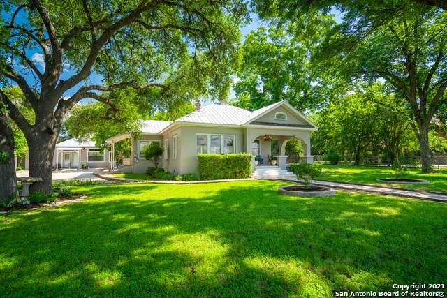 116 Idlewilde Blvd, Comfort, TX 78013 (MLS #1540999) :: Vivid Realty