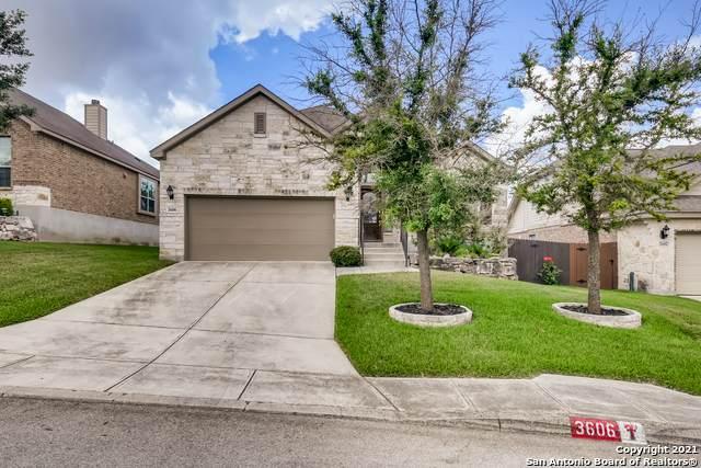 3606 Sweet Olive, San Antonio, TX 78261 (MLS #1541045) :: Bexar Team