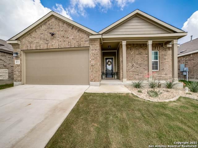 8523 Laxey Wheel, San Antonio, TX 78254 (MLS #1541085) :: EXP Realty