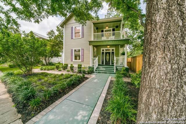 511 Mission St, San Antonio, TX 78210 (MLS #1541130) :: Exquisite Properties, LLC