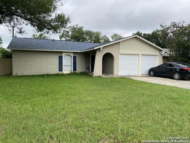 2927 Wishing Lake Dr, San Antonio, TX 78222 (#1541140) :: Zina & Co. Real Estate
