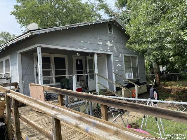 7706 Quail St, San Antonio, TX 78223 (#1541141) :: Zina & Co. Real Estate