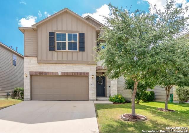 622 Fort Concho, San Antonio, TX 78245 (MLS #1541190) :: EXP Realty