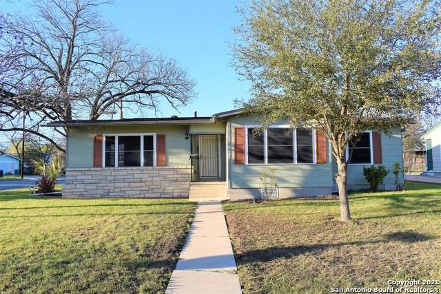 231 Sutton Dr, San Antonio, TX 78228 (MLS #1541201) :: Exquisite Properties, LLC