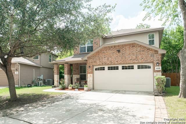 4446 Ashbel, San Antonio, TX 78223 (MLS #1541203) :: EXP Realty