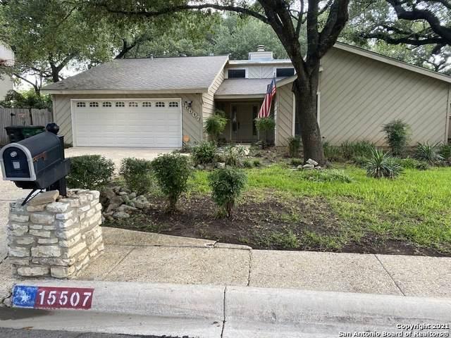 15507 Elm Park St, San Antonio, TX 78247 (MLS #1541212) :: EXP Realty