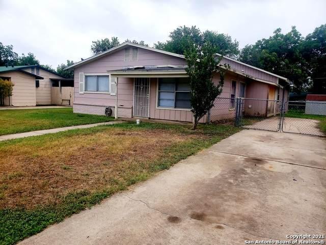 1418 Parnell Ave, San Antonio, TX 78224 (MLS #1541223) :: EXP Realty