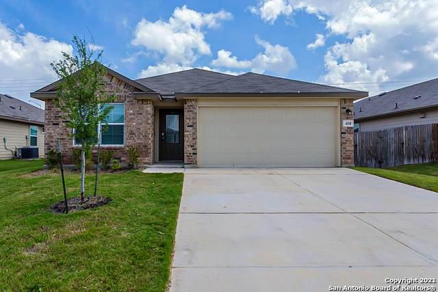 408 Town Fork, Cibolo, TX 78108 (MLS #1541231) :: EXP Realty