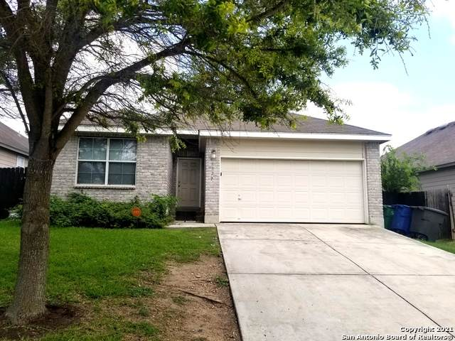 6327 Antares Park, San Antonio, TX 78239 (MLS #1541233) :: The Lopez Group