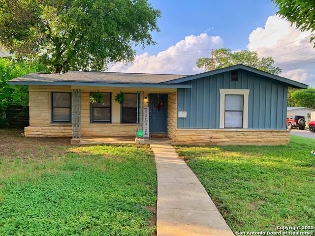 503 Beryl Dr, San Antonio, TX 78213 (MLS #1541241) :: EXP Realty