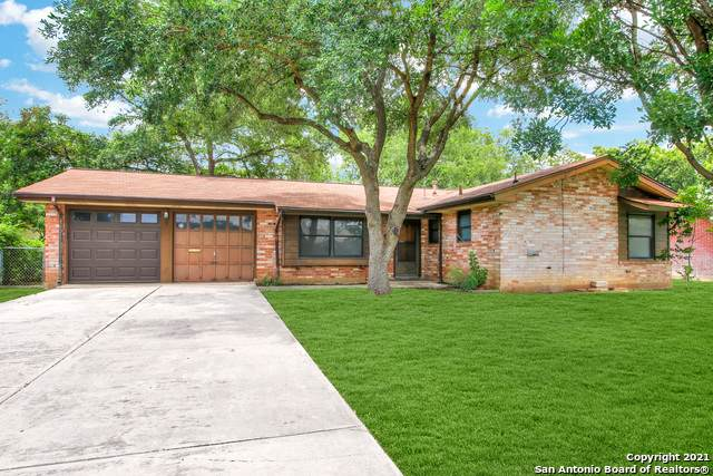 1407 Arroya Vista Dr, San Antonio, TX 78213 (MLS #1541252) :: EXP Realty