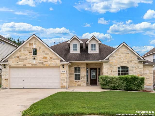 1010 Parter Pond, San Antonio, TX 78260 (#1541339) :: Zina & Co. Real Estate