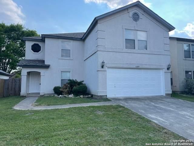 5215 Elk Crk, San Antonio, TX 78251 (#1541441) :: Zina & Co. Real Estate