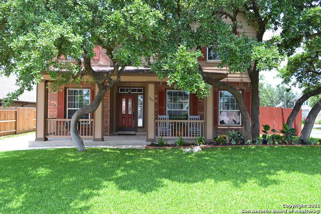 907 Persian Garden, San Antonio, TX 78260 (MLS #1541459) :: The Gradiz Group
