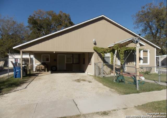 335 Monticello Ct, San Antonio, TX 78223 (MLS #1541464) :: JP & Associates Realtors