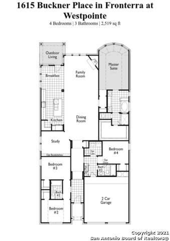 1615 Buckner, San Antonio, TX 78253 (MLS #1541473) :: Carolina Garcia Real Estate Group