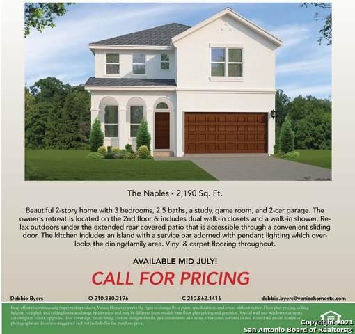 8214 Sunrise Glen, Selma, TX 78154 (MLS #1541485) :: The Rise Property Group