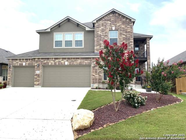 1414 Garden Laurel, New Braunfels, TX 78130 (MLS #1541573) :: The Glover Homes & Land Group