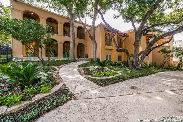 316 La Jara Blvd, Alamo Heights, TX 78209 (MLS #1541697) :: Texas Premier Realty