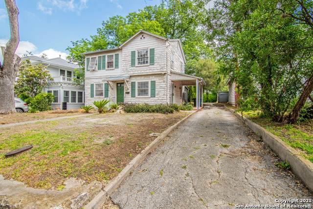 117 W Ridgewood Ct, San Antonio, TX 78212 (#1541741) :: Zina & Co. Real Estate
