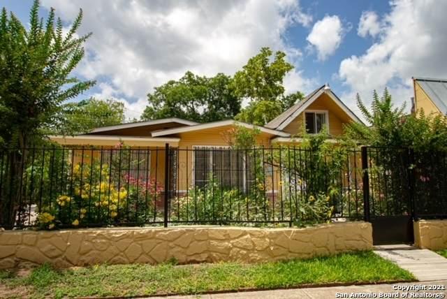 302 S San Eduardo Ave, San Antonio, TX 78237 (MLS #1541771) :: REsource Realty